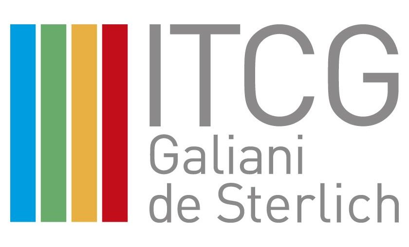 "Logo dell'ITCG ""Galiani de Sterlich"""